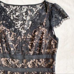 Ann Taylor LOFT • Black Lace Dress